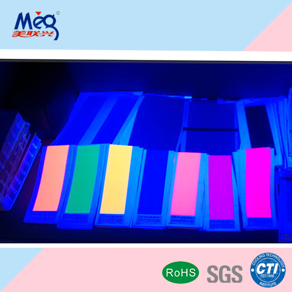 UV Offset Printing Fluorescent Series